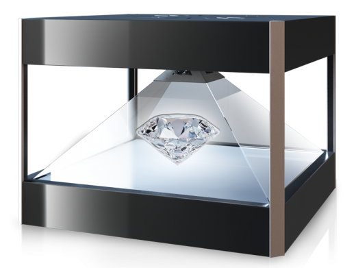 Dreamoc-Scandinavia-360-diamond-3D-Holographic-Display-with-Diamond-520×391
